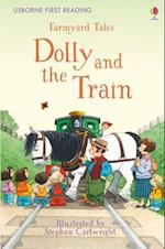 First Reading Farmyard Tales: Dolly and the Train (First Reading, nr. 2)