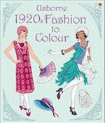 1920s Fashion to Colour (Patterns to Colour)