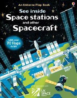 See Inside a Space Station and Other Spacecraft