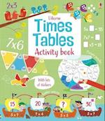 Times Tables Activity Book (Maths Activity Books)