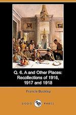 Q. 6. A and Other Places af Francis Buckley