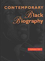 Contemporary Black Biography (CONTEMPORARY BLACK BIOGRAPHY, nr. 136)