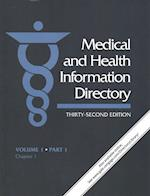 Medical and Health Information Directory (MEDICAL AND HEALTH INFORMATION DIRECTORY, nr. 001)