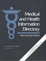 Medical and Health Information Directory (MEDICAL AND HEALTH INFORMATION DIRECTORY, nr. 003)