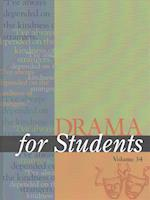 Drama for Students (DRAMA FOR STUDENTS, nr. 034)