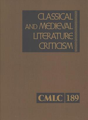 Bog, hardback Classical and Medieval Literature Criticism af Gale Cengage Learning