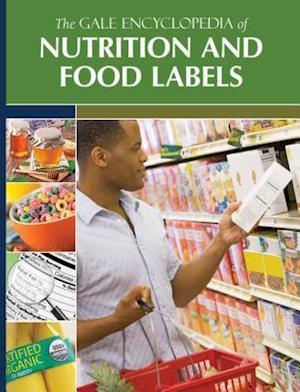 Bog, hardback The Gale Encyclopedia of Nutrition and Food Labels