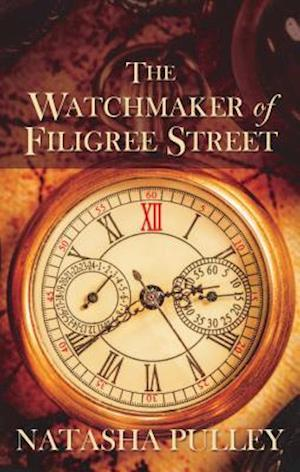 Bog, hardback The Watchmaker of Filigree Street af Natasha Pulley