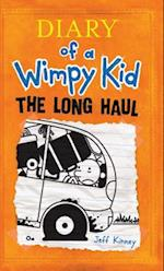 The Long Haul (Diary of a Wimpy Kid Collection, nr. 9)