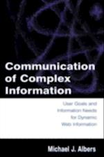 Communication of Complex Information