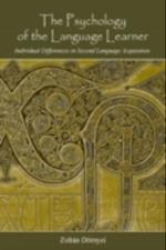 Psychology of the Language Learner af Zoltan Dornyei