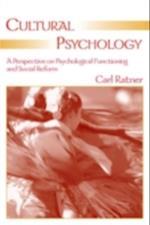 Cultural Psychology af Carl Ratner