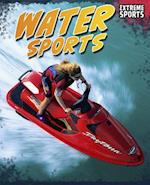 Water Sports (Extreme Sports Raintree Hardcover)