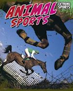 Animal Sports (Extreme Sports Raintree Paperback)