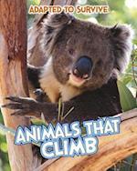 Animals That Climb (Read Me!)