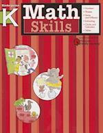 Math Skills: Grade K (Flash Kids Harcourt Family Learning)