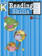 Reading Skills: Grade K (Flash Kids Harcourt Family Learning) (Harcourt Family Learning)
