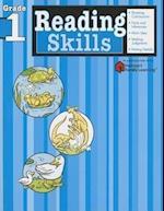 Reading Skills: Grade 1 (Flash Kids Harcourt Family Learning) (Harcourt Family Learning)