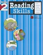 Reading Skills: Grade 2 (Flash Kids Harcourt Family Learning) (Harcourt Family Learning)