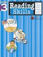 Reading Skills: Grade 3 (Flash Kids Harcourt Family Learning) (Harcourt Family Learning)