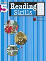 Reading Skills: Grade 5 (Flash Kids Harcourt Family Learning) (Harcourt Family Learning)