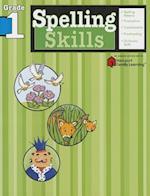 Spelling Skills: Grade 1 (Flash Kids Harcourt Family Learning) (Harcourt Family Learning)