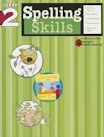 Spelling Skills: Grade 2 (Flash Kids Harcourt Family Learning) (Harcourt Family Learning)