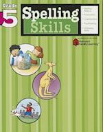 Spelling Skills: Grade 5 (Flash Kids Harcourt Family Learning) (Harcourt Family Learning)