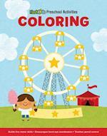 Coloring (Flash Kids Preschool Activity Books)