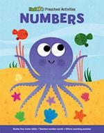 Numbers (Flash Kids Preschool Activity Books)