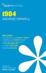 1984 SparkNotes Literature Guide (Sparknotes Literature Guide)