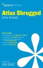 Atlas Shrugged SparkNotes Literature Guide (Sparknotes Literature Guide)