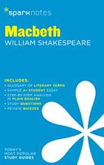 Macbeth SparkNotes Literature Guide (Sparknotes Literature Guide)