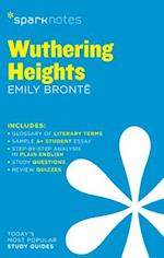 Wuthering Heights SparkNotes Literature Guide (Sparknotes Literature Guide)