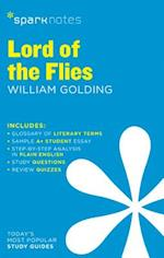 Lord of the Flies SparkNotes Literature Guide (Sparknotes Literature Guide)