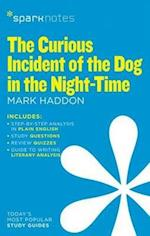 Sparknotes The Curious Incident of the Dog in the Night-Time (Sparknotes Literature Guide)