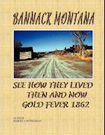 Bannack Montana af Robert McPherson
