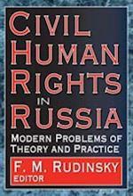 Civil Human Rights in Russia