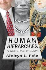 Human Hierarchies af Melvyn L. Fein