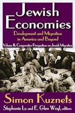 Jewish Economies (Volume 2) af Simon Kuznets