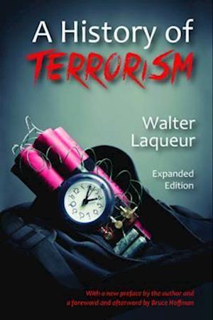 History of Terrorism af Walter Laqueur