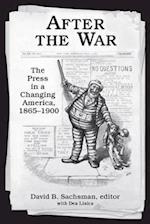 After the War (Journalism Series)