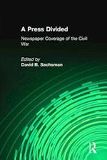 A Press Divided (Journalism Series)