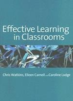 Effective Learning in Classrooms af Caroline Lodge, Chris Watkins, Eileen Carnell