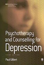 Psychotherapy and Counselling for Depression (Counselling in Practice Series)