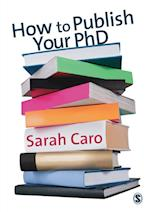 How to Publish Your PhD
