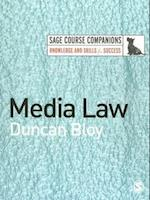 Media Law (Sage Course Companions)