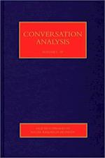 Conversation Analysis (Sage Benchmarks in Social Research Methods Series)