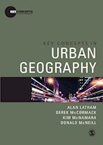 Key Concepts in Urban Geography af Alan Latham, Derek McCormack, Donald Mcneill