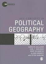 Key Concepts in Political Geography (Key Concepts in Human Geography)